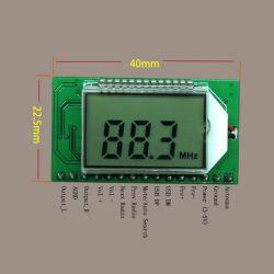 Tuner radiowy stereo w wersji mini.