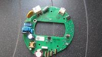 Vitodens 200 WB 2a - wentylator uszkodzenie płytka elektroniczna