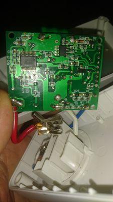 Licznik zużytej energii Whiten - Nie działa prawidłowo po wymianie akumulatora