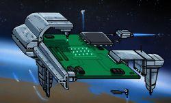 Niuanse projektowania płytek drukowanych - część 12 - Kosmiczne PCB