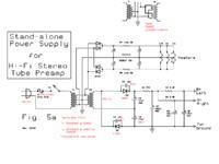 Jak zmienic schemat zasilacza ze 125V na 220V ?