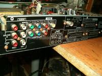 Telewizor LG OLED55B6V + kino domowe JVC RX-e5 (audio z TV)
