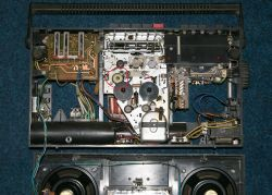 RMS 802 Daria - prace renowacyjne