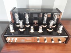 Williamson Ultralinear Amplifier, Wzmacniacz Lampowy Williamson na EL 34