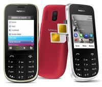 Nokia Asha 202, 203 i 302 z 'S40' - trzy nowe modele w linii 'Asha'