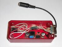 Konwerter RS232 -> WiFi do obsługi centrali SATEL INTEGRA i nie tylko
