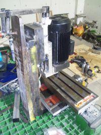 Hydrauliczne sterowanie osi Z- dobór sterownika silnika DC/ kontrolera osi