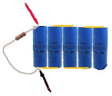 Akumulator od zabawki bardzo szybko rozładowuje się