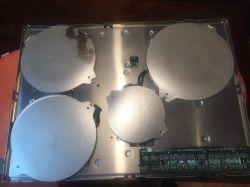 Płyta indukcyjna electrolux EHI7543FOK - samoczynne wyłączanie