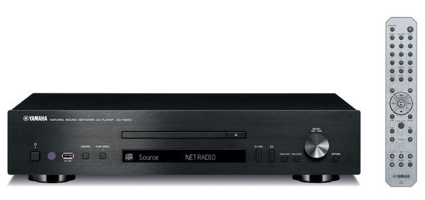 YAMAHA CD-N500 - sieciowy odtwarzacz CD