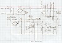 Stopie� mocy regulatora PWM pr�dko�ci silnika 230V 500W
