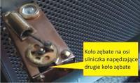 Wykonanie steampunkowej obudowy do pendriva z silniczkiem elektrycznym.