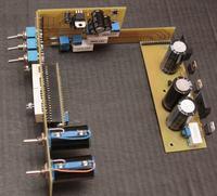 Zasilacz +/- 1.25-20V i +5V z pomiarem napięcia i prądu