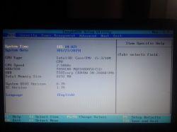 Toshiba Satellite Pro L850-1EF - Długie Ładowanie logo Windows i brak wejścia na