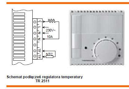 Regulator TR2511 - jak pod��czy�?