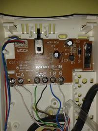 CS1132-001G - Domofon MIWI 1132 jako dzwonek do drzwi