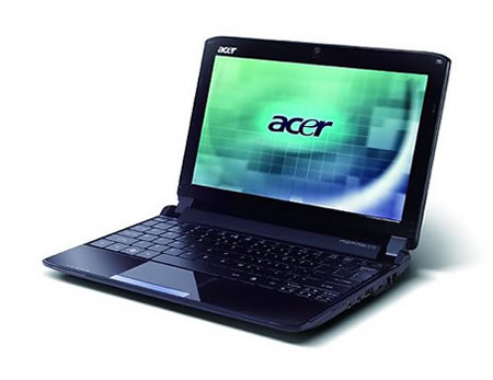 Aspire One 532H - nowy netbook od Acer