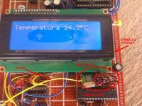 Xmega - LCD na 5V i Xmega3,3V