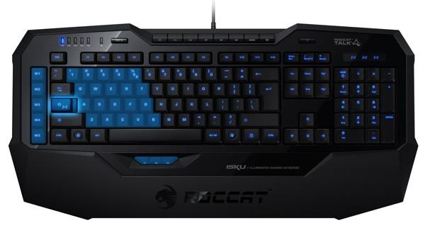 ROCCAT przedstawia klawiatur� Isku i myszk� KONE dla graczy