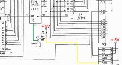 Budowa klonu Pegasusa (UA6527P + UA6538)