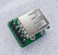Konwerter USB -> UART do klawiatury, myszy i pada (piotr_go)