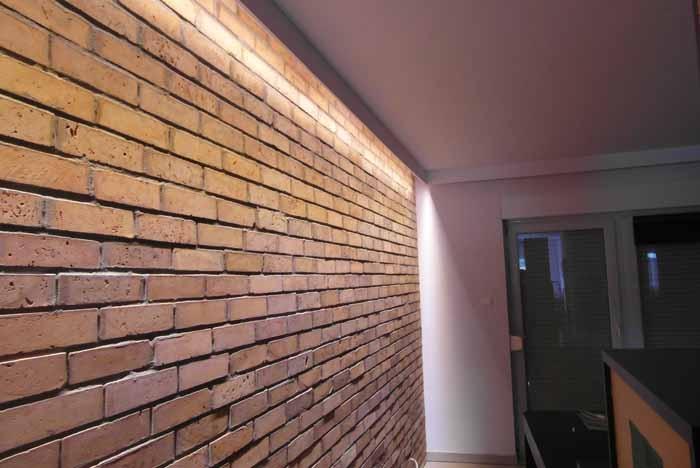 ściana Z Oświetleniem Led Jak To Zrobić Elektrodapl