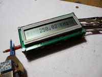 Miernik częstotliwości do 50MHz na LCD