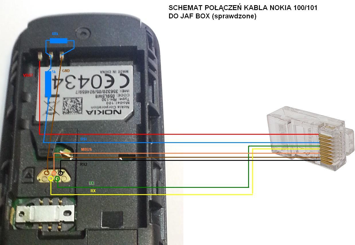 NOKIA 100 jak zdj�� blokad� simlock