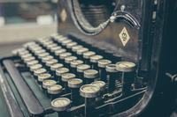 Keylogger w maszynie do pisania przesyłający dane bezprzewodowo