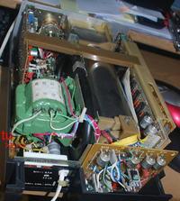 Oscyloskop C1-112 uszkodzony