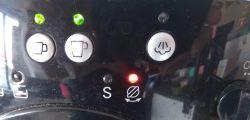 Bosch TCA5309 - Migają kontrolki kawa duża/mała i świeci się kontrolka zaworu sp