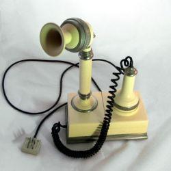 Renimacja telefonu malwa z około 1985 roku