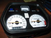 Wyświetllacz biegu do motocykla