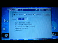GoClever 5070 - Tylko ekran startowy..