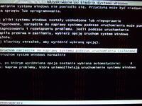 asus g2p paski na ekranie