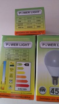 Lampki LED z allegro i nie tylko - opinie i komentarze