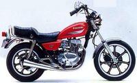 Kawasaki nr silnik KZ250AE brak iskry