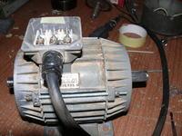 BESEL,Silnik 3~,1,1kW,Sf 80-2B - Jak go pod��czy� do krajzegi?