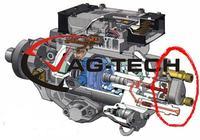 Ford Transit 2.0 TDDI - Ciekn�ca pompa wtryskowa