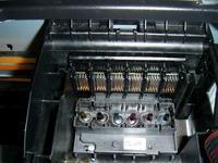 EPSON STYUS PHOTO 1400 - System ciss, ciągle mruga kropelka, nie wykrywa