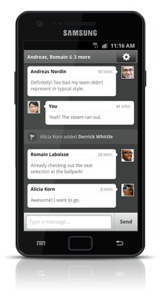 Yahoo! uruchamia nowy komunikator specjalnie dla urz�dze� mobilnych
