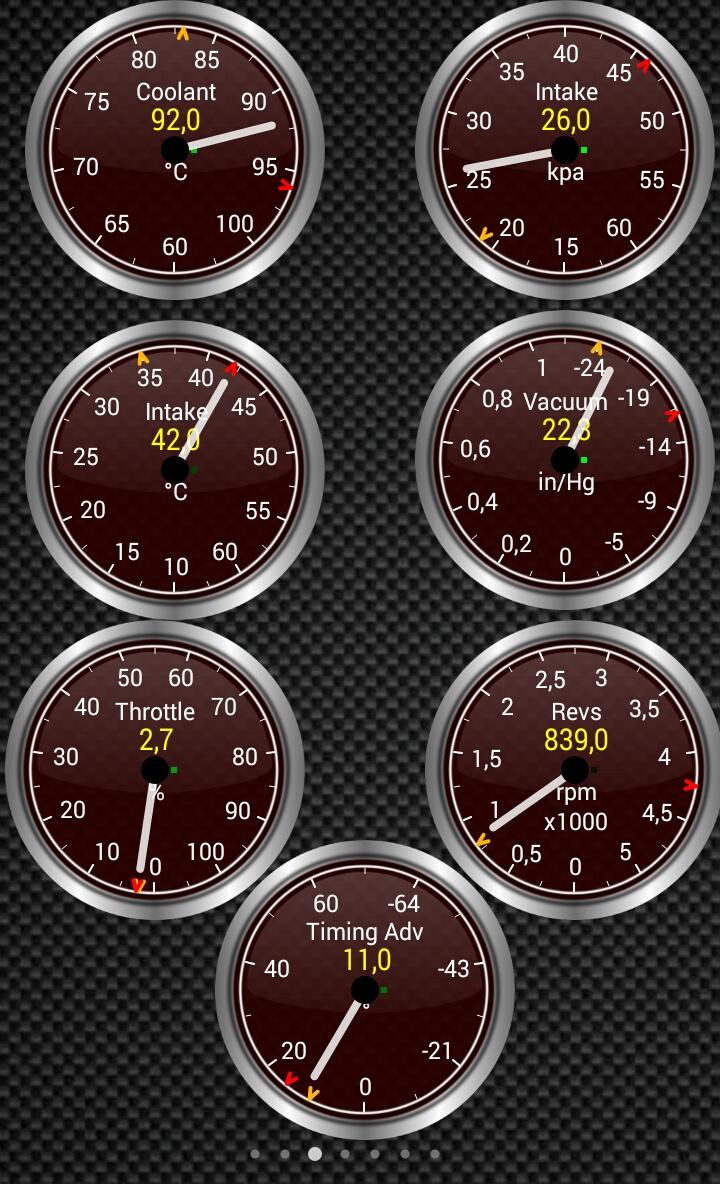 Polo 6n2 1.4 AUD - Spadek mocy