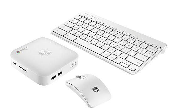 HP Chromebox w zestawie z klawiatur� i mysz� za ok. 600 z�