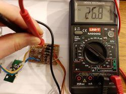 Miniwieża iLuv iMM9400 dobór i wymiana transformatora z 120V 60Hz na 230V 50Hz