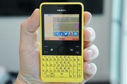 Nokia Asha 210 - niedrogi smartfon z klawiatur� QWERTY