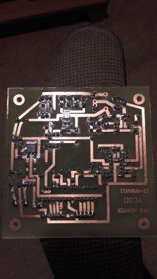 Podgrzewacz - Hotplate z regulatorem temperatury PID do lutowania laserów