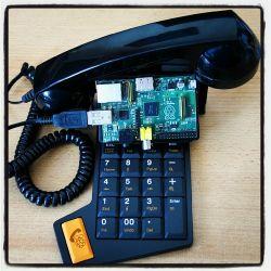 Automatyczna sekretarka na Raspberry Pi