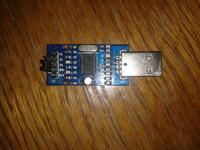USB ttl - Przejściówka do czego zworka