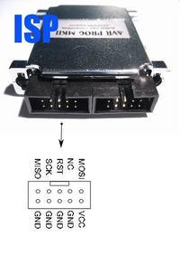 Programowanie kieszonkowego akcelerometru na ATmega32