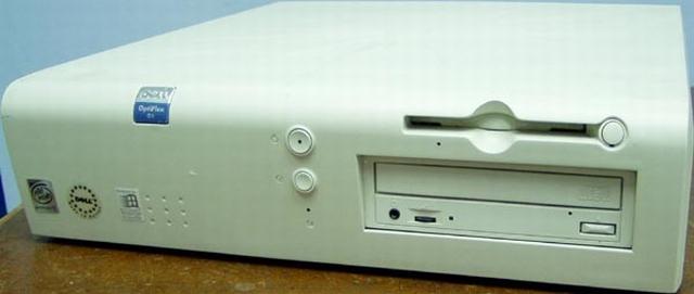 Coppermine na IBM 300GL, Compaq EN SFF lub DELL G1?